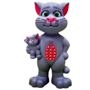POUPON Poupon Parlez-Mimétisme Tom Cat And Baby Avec les
