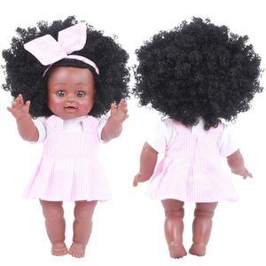 POUPON Black Girl Dolls Poupées afro-américaines de jeu r
