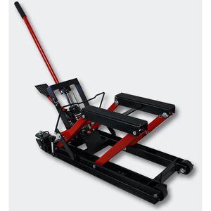 LÈVE-MOTO Elevateur plateforme pour moto ou quad ou tracteur