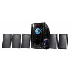AMPLIFICATEUR HIFI FINESOUND HC2350 Home cinéma 5 Enceintes + caisson
