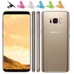SMARTPHONE D'or--6.2'' Pour Samsung Galaxy S8 Plus G955U  4+6