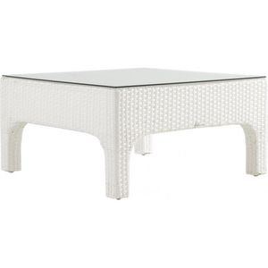 table basse de jardin en resine achat vente table. Black Bedroom Furniture Sets. Home Design Ideas