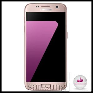 SMARTPHONE RECOND. Samsung Galaxy S7 Rose 32Go - Reconditionné