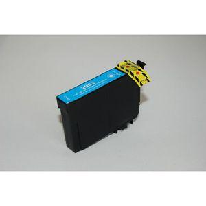 PACK IMPRIMANTE Cartouche d'encre compatible EPSON T2992 Cyan - Po
