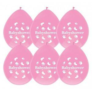1 ST Baby Shower-Partydeko De Corde à linge fille naissance 1,2 m