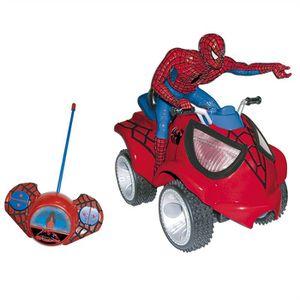 VOITURE - CAMION IMC TOYS Quad RC Spider-Man