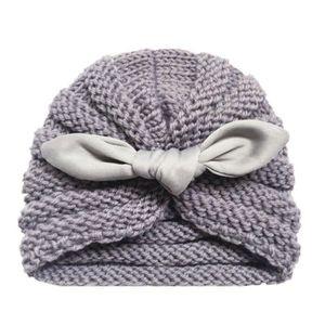 BONNET - CAGOULE Bonnet d'hiver Tricoté Chaud Chapeau pour Bébé Enf