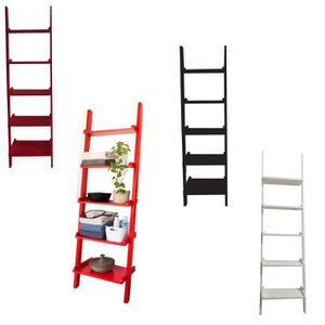 etagere echelle achat vente etagere echelle pas cher cdiscount. Black Bedroom Furniture Sets. Home Design Ideas