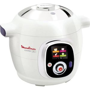 Cookeo USB Multicuiseur intelligent 6L - MOULINEX