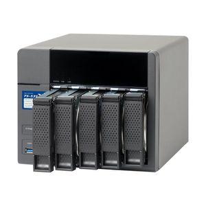 SERVEUR STOCKAGE - NAS  QNAP TS-531X Serveur NAS 5 Baies SATA 6Gb-s RAID 0