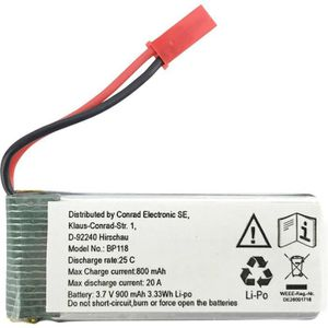 Batterie 390 mAh Pour Quadrocopter DRONE 310b x6