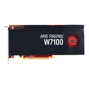 CARTE GRAPHIQUE INTERNE Amd Firepro W7100 8gb Gddr5