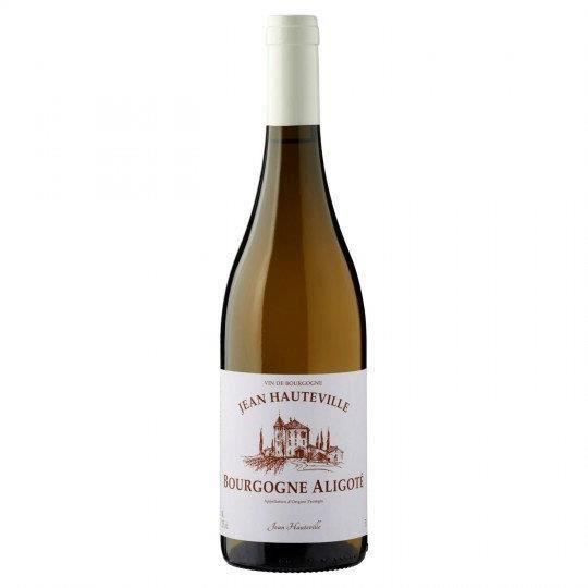 Bourgogne Aligoté 2018 Jean Hauteville - 75 cl - Vin Blanc AOP de Bourgogne - Cépage Aligoté