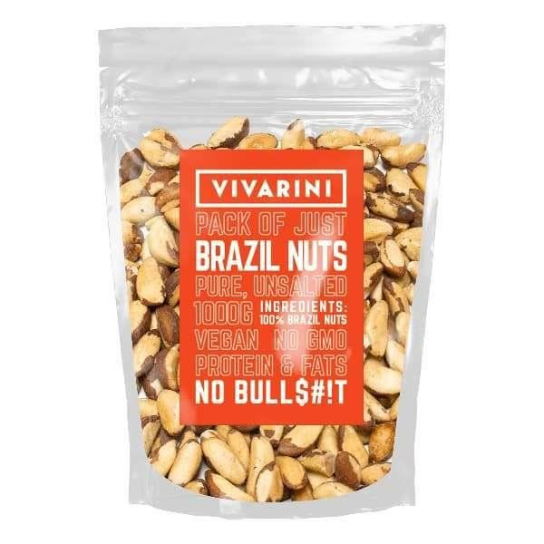 Vivarini – Noix du Brésil 250g