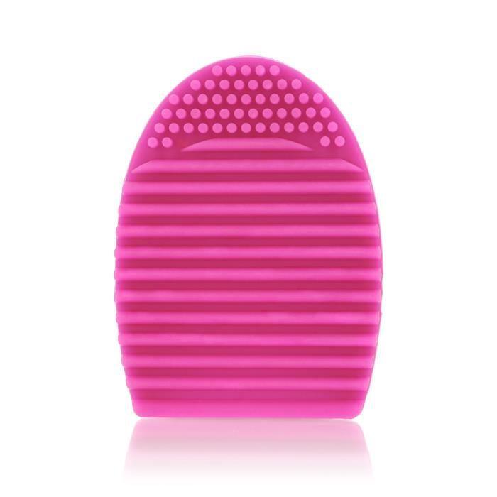 Beautélive Gant de nettoyage en silicone pour pinceaux de maquillage, - Pinceaux et accessoires Maquillage