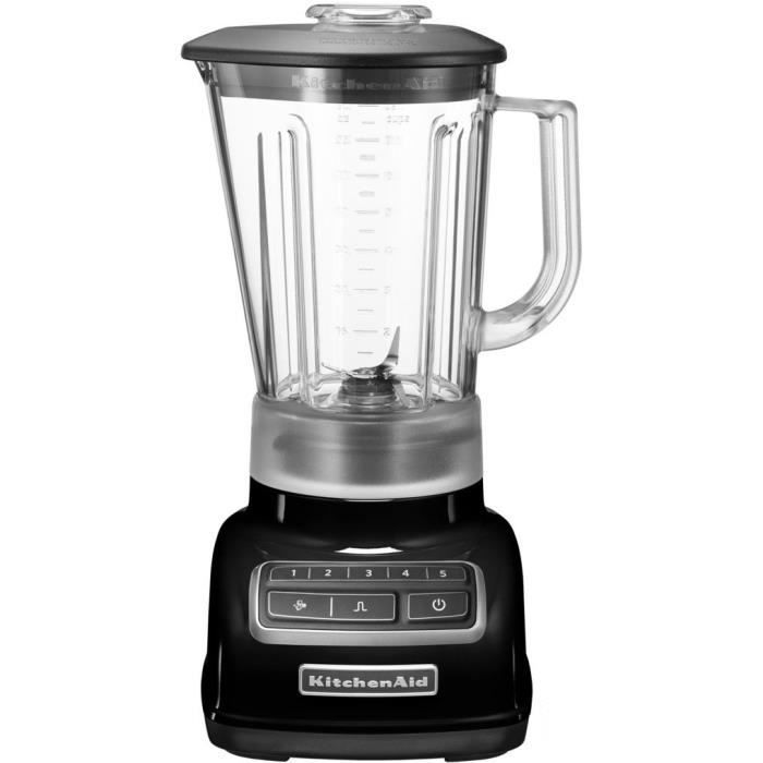 Blender KitchenAid - 5KSBL5651EOB - 1,75L - 5 vitesses - Noir