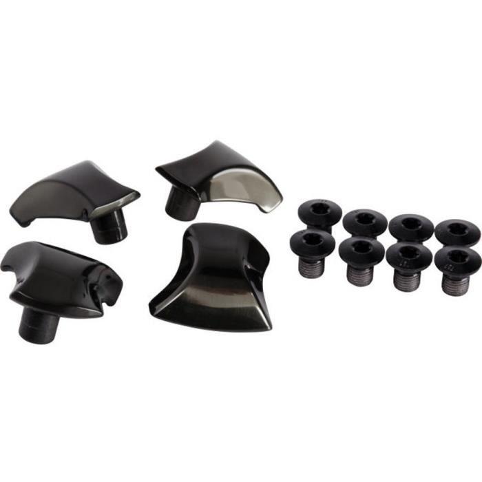 Shimano XTR FC-M9000/M9020 - pour plateau S/L 2 vitesses M7x8,5 mm noir