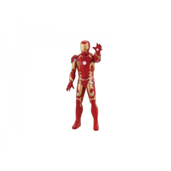 Figurine Marvel Age of Ultron - Iron Man Métal Collection 6c