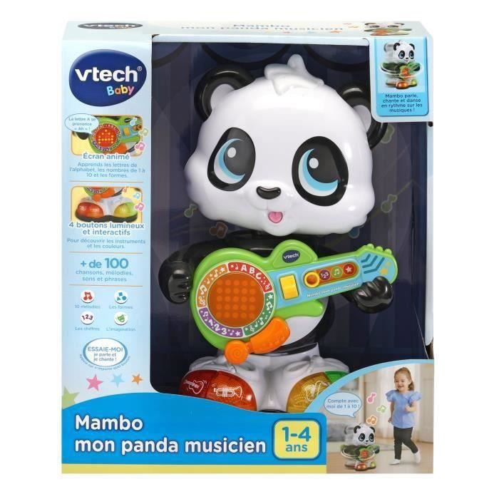 SHOT CASE - Vtech baby - mambo mon panda musicien