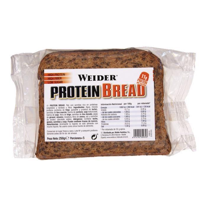 WEIDER - Protein Bread 250 g