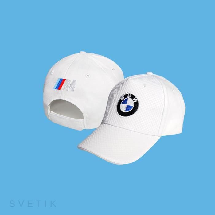 BMW M baseball casquette Noir avec //////M logo Toutes tailles BMW unisex cap