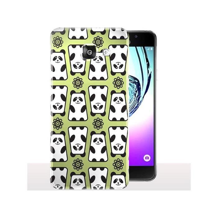 Coque Samsung Galaxy A3 (2016) Baby Panda - Bumper