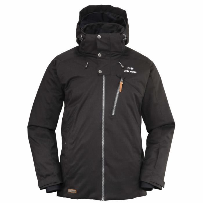 veste de ski homme eider manhatt noir achat vente. Black Bedroom Furniture Sets. Home Design Ideas