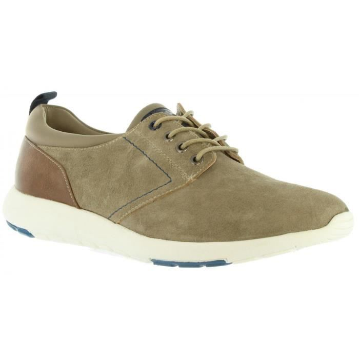 Chaussures pour Homme XTI 46416 SERRAJE TAUPE