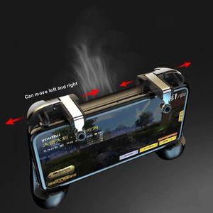 MANETTE JEUX VIDÉO Manette de téléphone mobile joystick 2000mAH pour