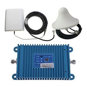 AMPLIFICATEUR DE SIGNAL intelligence bi-bande GSM / 3G 900 / 2100MHz télép