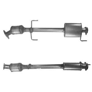 BM90705 Convertisseur Catalytique//Cat pour ALFA ROMEO 156