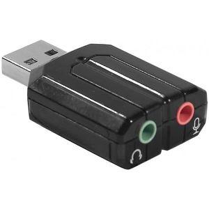CARTE SON INTERNE Carte son USB