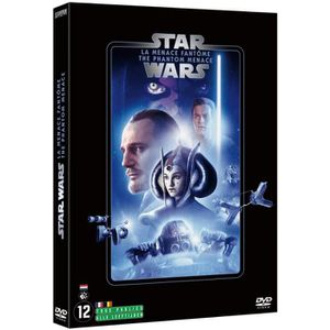 DVD FILM Star Wars, épisode I : La Menace fantôme [DVD]