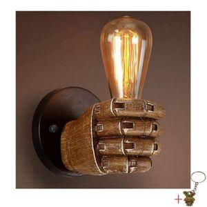 APPLIQUE  Lumière de Pipe à eau mur lumière luminaire indust