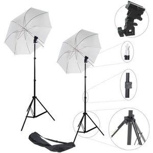 KIT STUDIO PHOTO DynaSun Kit 2x W968S Kit d'éclairage Professionnel
