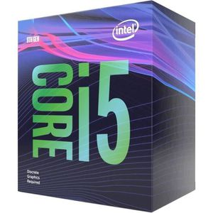 PROCESSEUR Processeur Intel Core i5-9400F - 2.9 GHz / 4.1 GHz