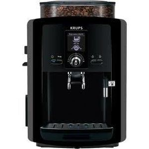 Krups cafeti re expresso caf en grains ea8 achat vente machine ex - Machine a cafe grain krups ...