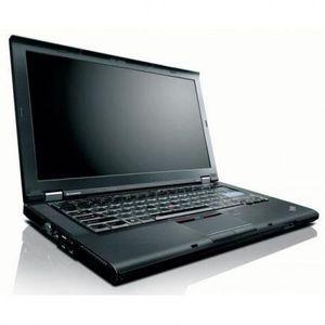 Top achat PC Portable Lenovo ThinkPad T410 4Go pas cher