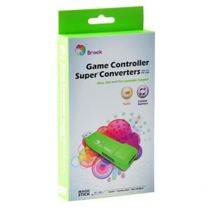 ADAPTATEUR MANETTE Brook Cross Platform Xbox 360 à PS4 Gaming Control