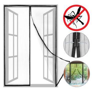 Sinbide/® Moustiquaire pour fen/être//porte//porte de balcon Protection anti-insectes