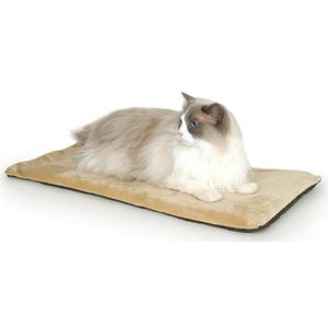 CORBEILLE - COUSSIN Rosewood - Matelas chaud - Chat
