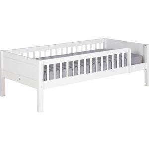 STRUCTURE DE LIT Pack lit enfant avec barrières Victoria avec matel