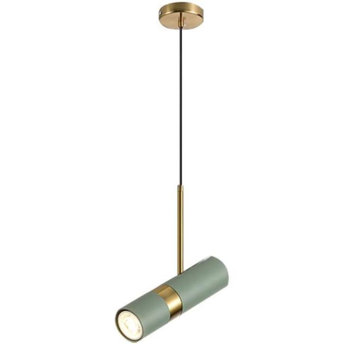 Spots Suspendus rotatifs au Plafond Luminaires Suspendus avec Lignes de Hauteur réglables Spot GU10 pour Salon Cuisine Salle à 240