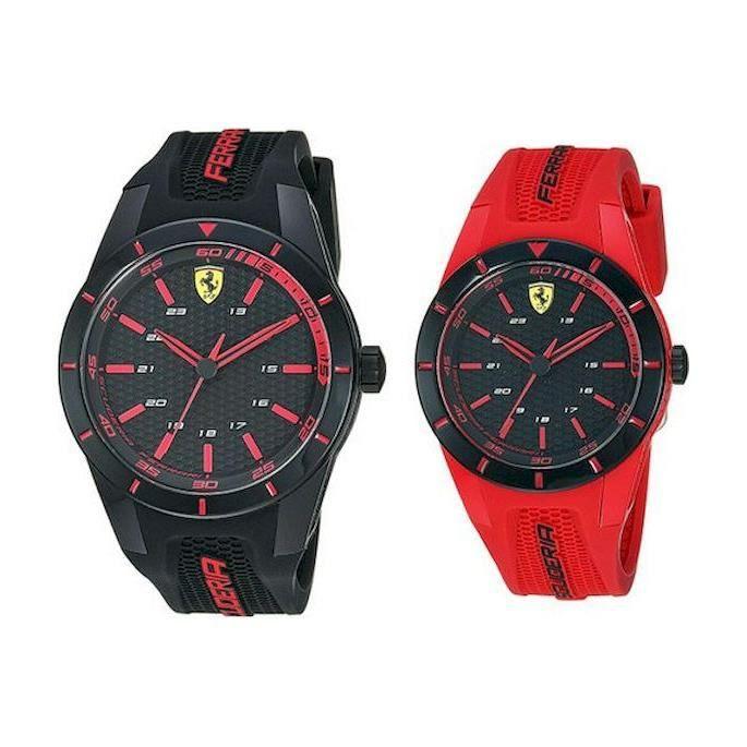 montre-bracelet - Ferrari - 870019 - Analogue - Quartz (Batterie) - Hommes