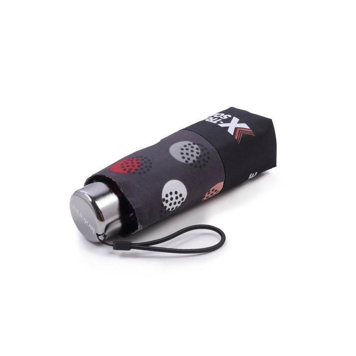 Isotoner-Parapluie X-TRA SOLIDE-Pois mania