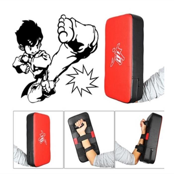 AVANC Patte d'Ours Pad Boxe Punch Cible Formation Muay Thaï MMA Combat Taekwondo Plaque