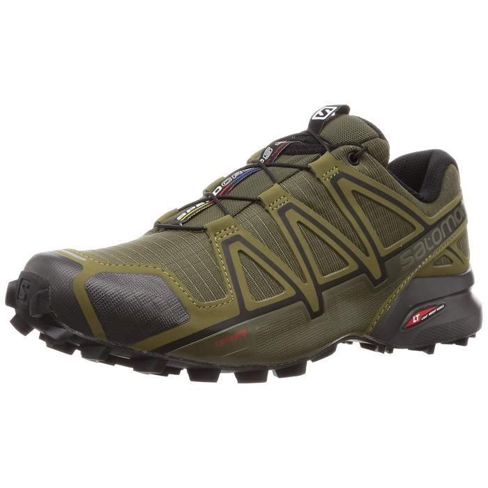 Chaussures De Running S0OBJ Speedcross 4 Trail Running Shoes Taille-39