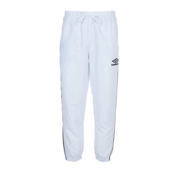 Pantalon de Jogging Homme Blanc Street WV