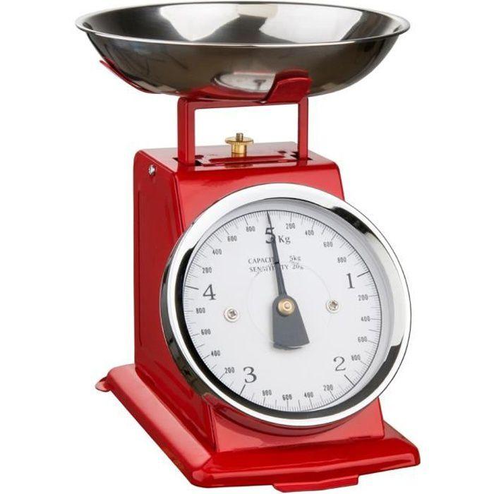 Balance de cuisine mécanique