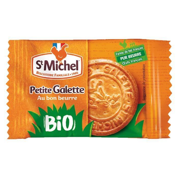 Mini galettes Saint Michel - carton de 400 pièces